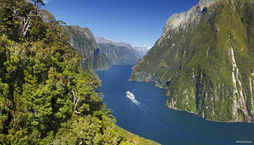 Day Tour New Zealand South Island