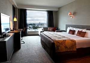 Wheelchair accessible accommodation Sky City Auckland